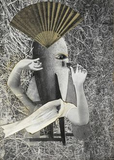 Max Ernst, 'The Chinese Nightingale (Die chinesische Nachtigall)', 1920
