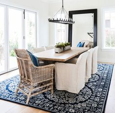 Skip the matching furniture sets and create a custom space that has a designer touch. Learn how to mix dining room furniture like a pro today! Source: H2 Design Build Why mix dining room furniture? Many stores sell matching dining room...