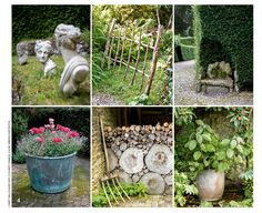 How to age your garden