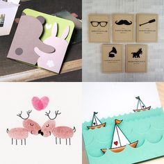 postales viajeras: inspiración handmade Blogger Themes, Playing Cards, Packaging, Diy, Ideas, Wrap Gifts, Studio, Bricolage, Playing Card Games