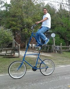 Double decker bike