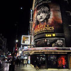 Queen's Theatre in London