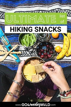 Backpacking Tips, Hiking Tips, Camping And Hiking, Hiking Gear, Hiking Backpack, Camping Meals, Food For Hiking, Hiking Checklist, Backyard Camping