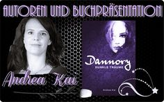 Leserattes Bücherwelt: [Autoren und Buchpräsentation] Heute mit Andrea Ka...