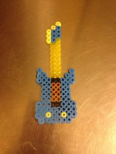 Perler Electric Guitar