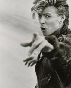 David Bowie (English