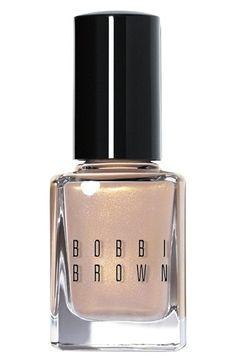 Bobbi Brown 'Raw Sugar' Nail Polish - this looks like a promising color too. Brown Nail Polish, Nail Polish Colors, Nail Polishes, Fabulous Nails, Gorgeous Nails, Beauty Nails, Diy Beauty, Beauty Makeup, Sugar Nails