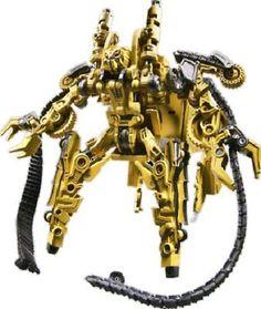 Transformers Revenge of the Fallen Transformers Movie RD-06 Decepticon Conr JP