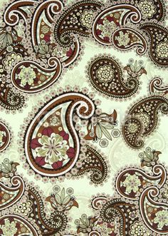 paisley wallpaper - Google Search