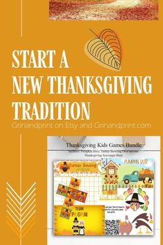 At Grinandprint on Etsy we want families to start creating Thanksgiving Traditions the easy way.  If you are looking for fun Thanksgiving ideas or Thanksgiving Activities for kids and games for families then stop by our shop.  These are Unique Thanksgiving Games and Activities you won't find anywhere else.  Easy to set up and play too! #thanksgiving #turkey #thanksgivingkids #familyfun Thanksgiving Activities For Kids, Thanksgiving Traditions, Family Thanksgiving, Fun Activities For Kids, Indoor Activities, Hallowen Food, Halloween Party Snacks, Halloween Games For Kids, Cheap Party Decorations