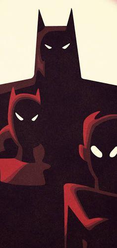 Los mejores fondos de pantallas de Batman para tu celular Batman Wallpaper Iphone, Batman Family, Dc Comics, Branding, Marvel, Bristol, Wallpapers, Fictional Characters, Wallpaper Ideas