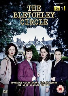 """""""The Bletchley Circle"""" now on PBS. Brilliant!"""
