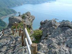 絶景空間 その2 坊津と、亀ヶ丘の眺望 (南さつま市)   おすすめ鹿児島旅行ガイドブック