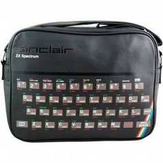 ZX Spectrum Sports Bag