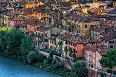 Pastel Shades of Verona