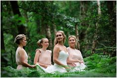 #Twilight #wedding #bride #bridesmaids #ModdershallOaks #Romantic #Woodland Moddershall Oaks Wedding Photography - Clare and Danny's Twilight inspired wedding: Wedding Photography in Nottingham, the East Midlands and Beyond | Nottingham based wedding photographer, covering the East Midlands and beyond. Beautiful, natural and relaxed wedding photography for the quirky bride and groom