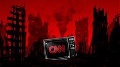 Quando o mundo acabar a CNN vai passar este vídeo