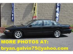 1996 Chevrolet Impala in Washington in Washington WA - Free Washington SuperAds