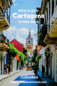 What to do in Cartagena in two days - A million city and probably Columbia's most popular destination, Cartagena is steeped in beauty, - South America Destinations, South America Travel, Travel Destinations, Colombia Destinations, North America, Visit Colombia, Colombia Travel, Tropical Heat, Boat Tours