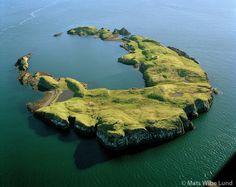 Ellidaey Island (North Atlantic) [Iceland]