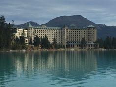 The Fairmont Chateau  Lake Louise Canada