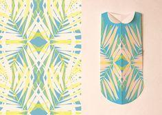 FW 2014 Patterns collection - Hélène Georget