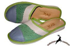Emerald Weekend Sandal