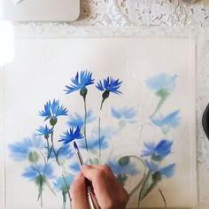"2,473 Likes, 10 Comments - Watercolor illustrations (@watercolor.illustrations) on Instagram: "" Watercolorist: @ihappygirl #waterblog #акварель #aquarelle #drawing #art #artist #artwork…"""
