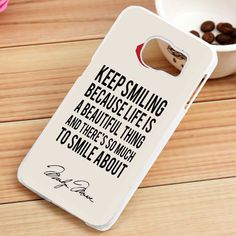 Marilyn Monroe Lips Quotes Samsung Galaxy S3, S4, S5, S6, S6 Edge, S7 Case - gogolfnw