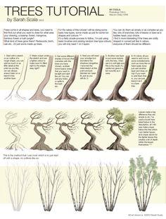 drawing trees    Pin it Like Image
