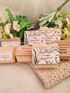 Custom Soap-Handmade - Homemade - Organic - Vegan - Natural