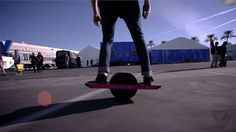 Dreaming of electric skateboards: riding the Onewheel and the E-Go Cruiser (pics & video)