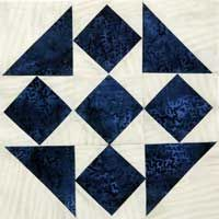 Free Block Pattern: Ooh-Rah Block 5 | Ooh-Rah | Quilters Newsletter