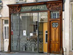 Ancien magasin Goudchaux (1901, Eugène Vallin)