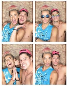 He's famous for his bromance/showmance with Ariana Grande's brother and Team America member: Frankie! This is Zankie! | Community Post: Why Zach Rance Is Your New Obsession