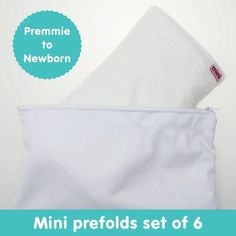 If you're keen to try modern cloth nappies before committing to them full time we recommend having 3 nappies to give you a few nappy changes. That way you'll get a good idea of how it works and what it's like to use.