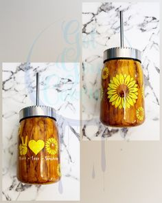 Mason Jar Cups, Mason Jar Tumbler, Glitter Mason Jars, Wine Tumblers, Tumbler Cups, Mason Jar Lamp, Tumbler Designs, Silhouette Projects, Vinyl Designs