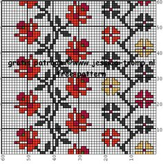 dmc cross stitch patterns D.M.C. borduurpatronen kruissteekpatronen