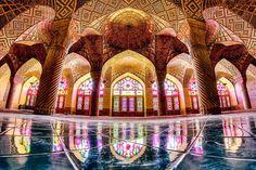 Vackra moskéer