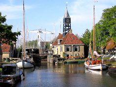 Hindeloopen, Holland