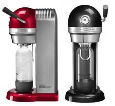 KitchenAid_ARTISAN-Trinkwasserprudler-powered-by-SodaStream-rot-und-schwarz.jpg #Nachhaltikeit #Küche #Wassersprudler #SodaStream #KitchenAid