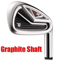 TaylorMade R9 TP Irons (Graphite...