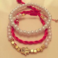 #zoecreations #jewelry #combinations #pr #bracelets #pulseras