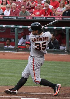 Brandon Crawford ~ San Francisco Giants