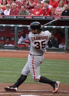 Brandon Crawford ~ San Francisco Giants