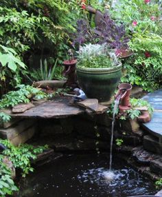 <c:out value='waterfall garden fountain material' />