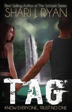 Toot's Book Reviews: Review: TAG by Shari J. Ryan