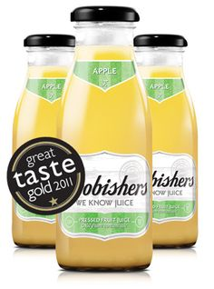 Frobishers ...Apple Juice - 250ml. 99p.