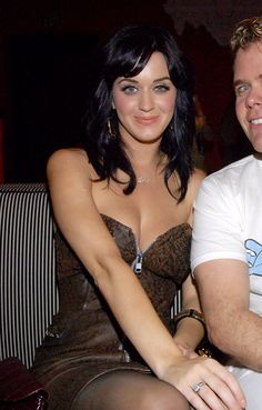 Katy Perry - hot dress and black pantyhose