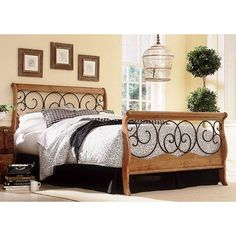71 Best Sleigh Beds Images Sleigh Beds Furniture Bed